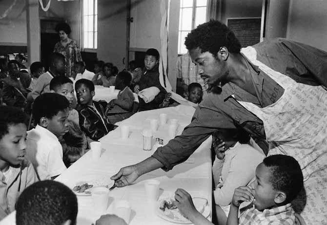 Black Panthers' Breakfast Program - Partners for a Hunger-Free Oregon